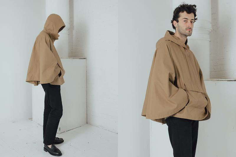 3sixteen Spring/Summer 2021 Collection Lookbook Presentation Fashion comfortable luxury SS21 Frank