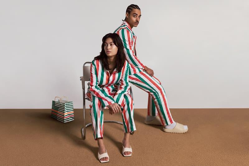 Baju piyama set 7-Eleven jadi rilisan terbaru 'the convenience store' mereka cabang Swedia. Adapun perilisan baju piyama set ini merupakan salah satu cara 7-Eleven memberikan 'kenyaman' bagi masyarakat untuk tetap betah dan 'kerasan' di rumah selama masa pandemi.