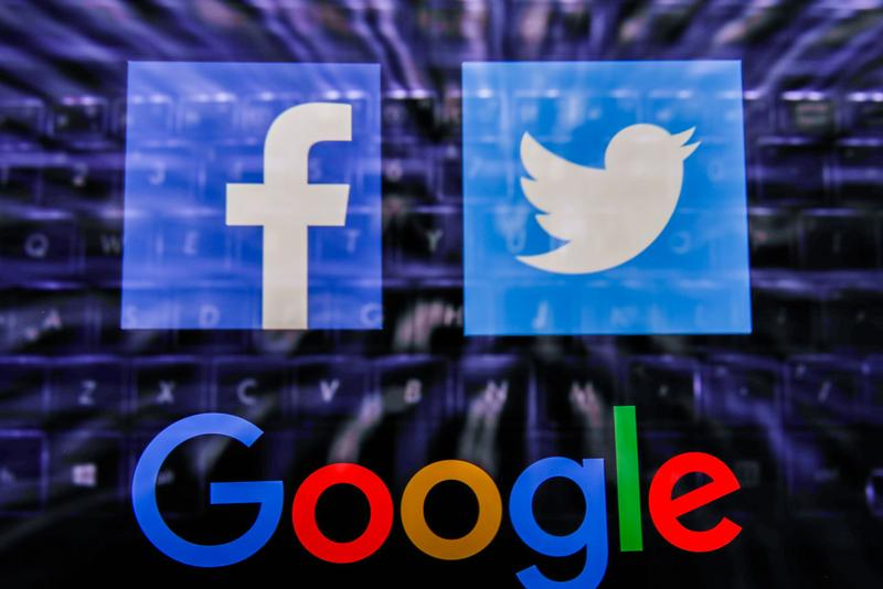 Facebook, Google and Twitter Grilled by Congress About Misinformation on Their Sites capitol insurrection covid-19 vaccines mark zuckerberg jack dorsey sundar pichai