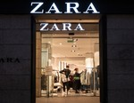 Zara Owner Inditex Reports that Net Income Fell 70% During Pandemic