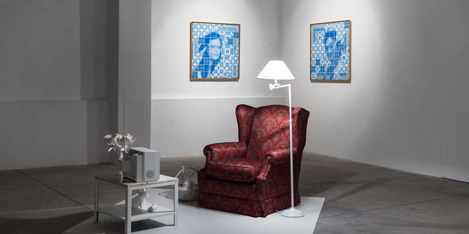 """Artist Add Fuel Reworks Traditional Tile Designs in """"Chronos Redux"""" Exhibition"""