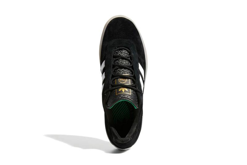 adidas puig core black cloud white vivid green FY7772 release info store list buying guide photos price lucas