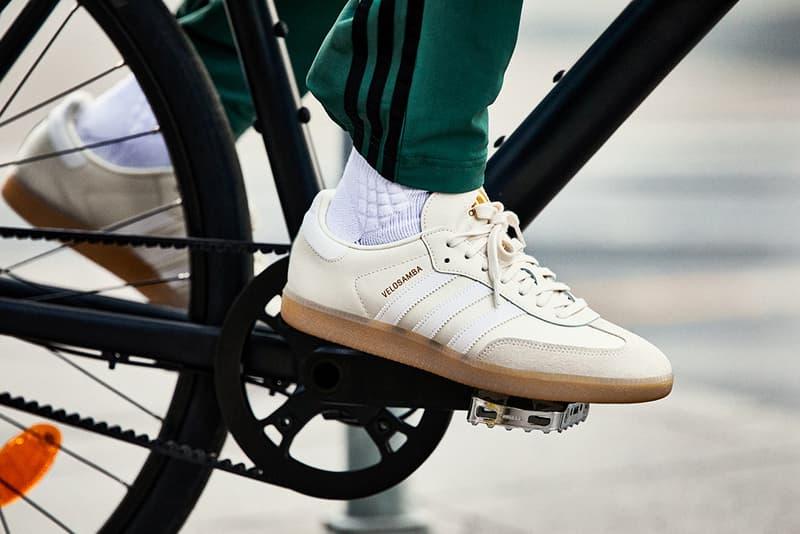 adidas velosamba samba city cycling silhouette sneaker colorways release information details