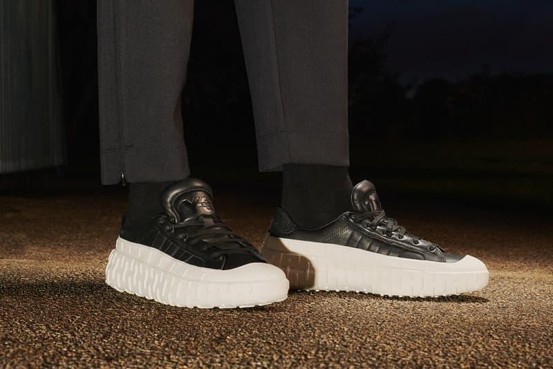adidas y-3 gr 1p gtx gore tex high low black white leather release details yohji yamamoto