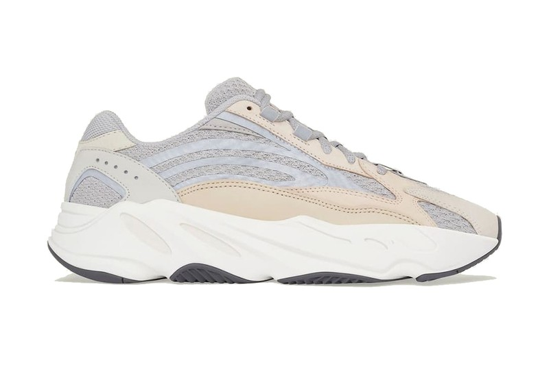 "adidas YEEZY BOOST 700 V2 To Release in ""Cream"""