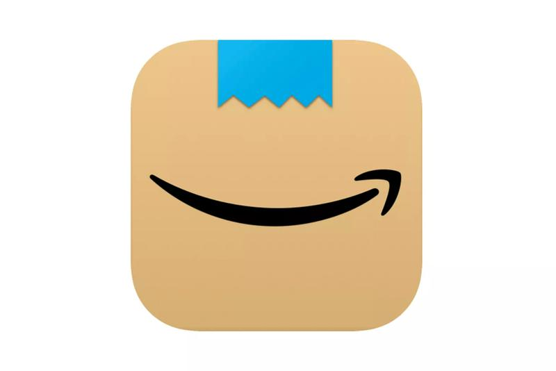 Amazon controversial adolf hitler mustache app icon update tech nazi design apps icons widgets shopping online Jeff bezos twitter