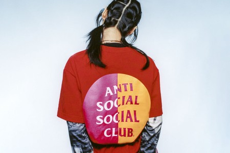"""Try Not to """"Over Think"""" Anti Social Social Club SS21"""