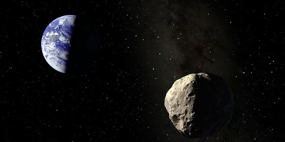 A Huge Asteroid Will Fly Past Earth This Week - HYPEBEAST