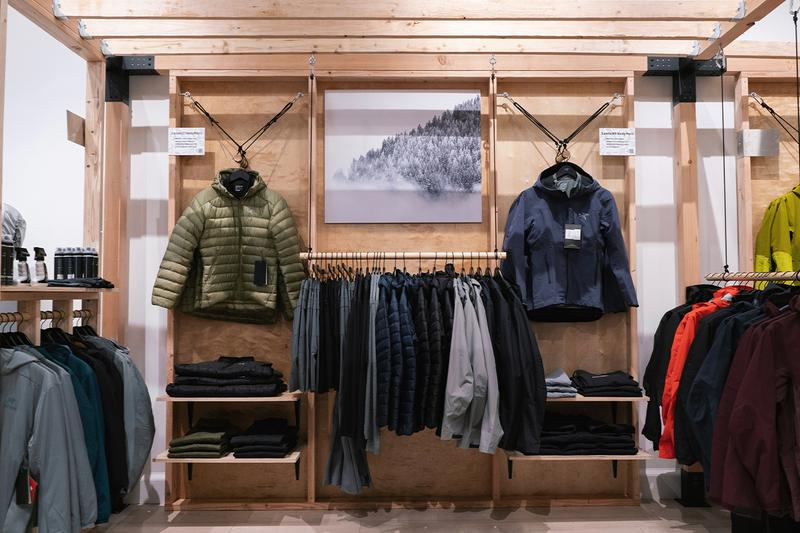 arcteryx flatiron store retail location hours photos interview jackets official release dates info photos price buying guide