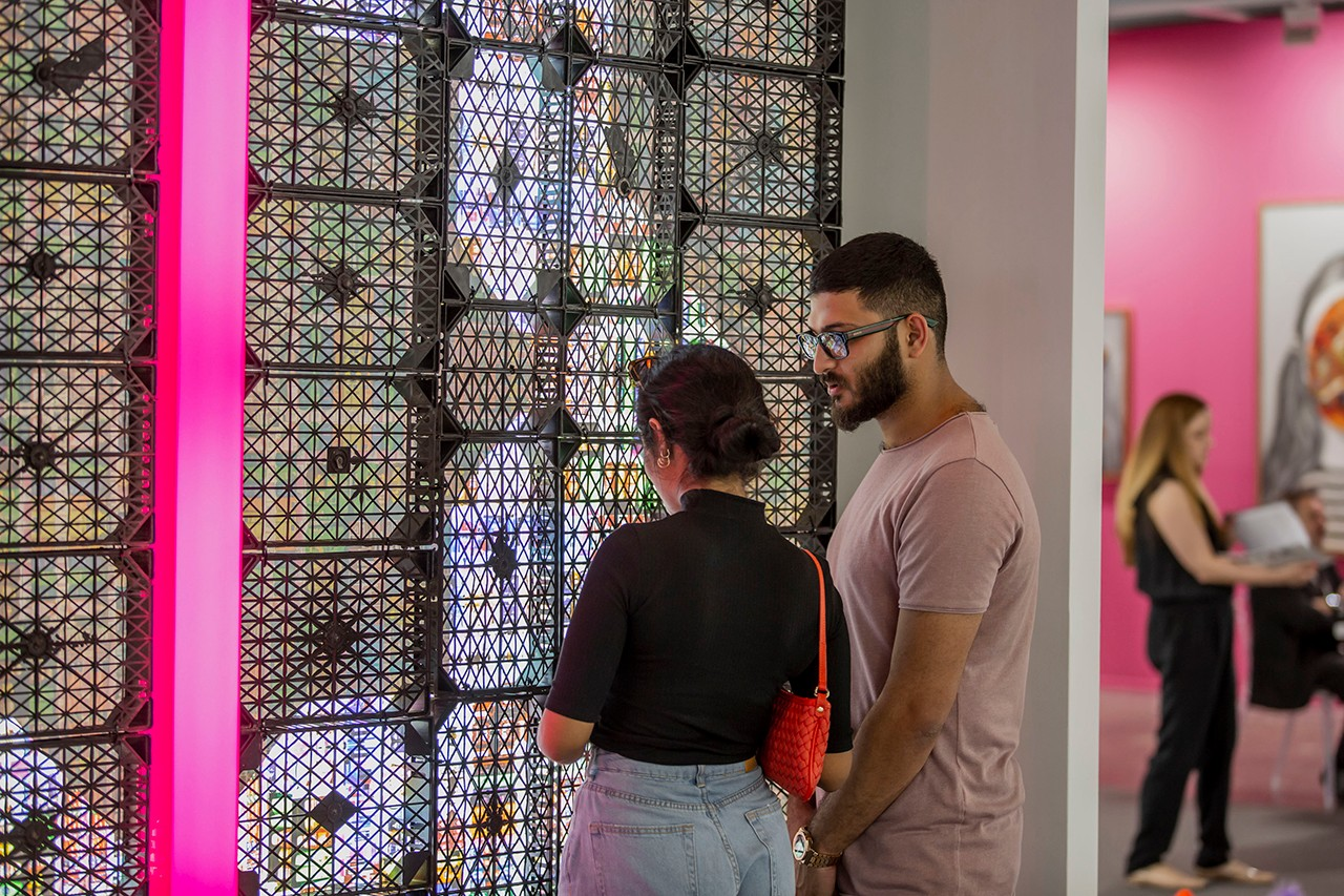 art dubai middle east galleries interview round table sfier semler agial hafez dastans basement details preview