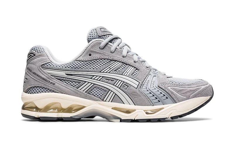 "ASICS' GEL-Kayano 14 Receives ""Mako Blue"" and ""Piedmont Grey"" Makeovers"