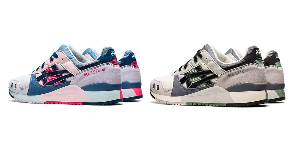 """ASICS Delivers Duo of GEL-Lyte III Colorways for New """"Back Streets of Japan"""" Pack"""