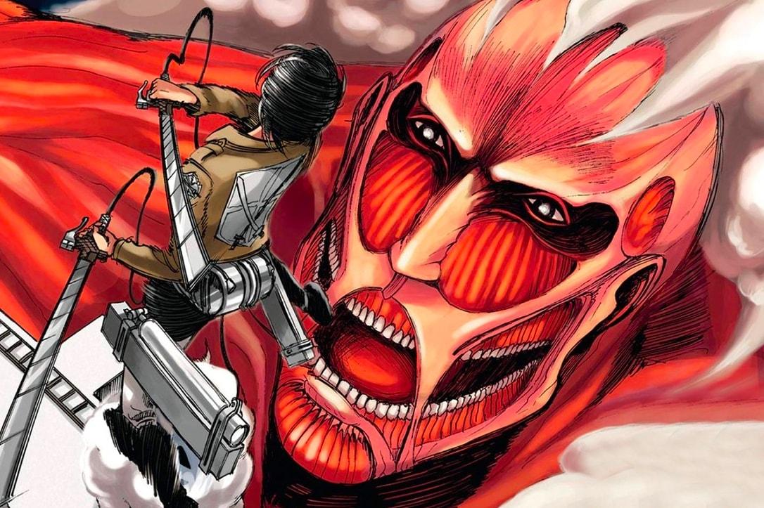 Attack On Titan Manga Finale Complete Kodansha Takes Legal Action Against Illegal Uploads Hypebeast