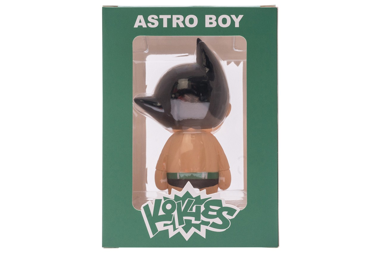 bait astro boy glow in the dark capsule collection kokies toy lookbook release