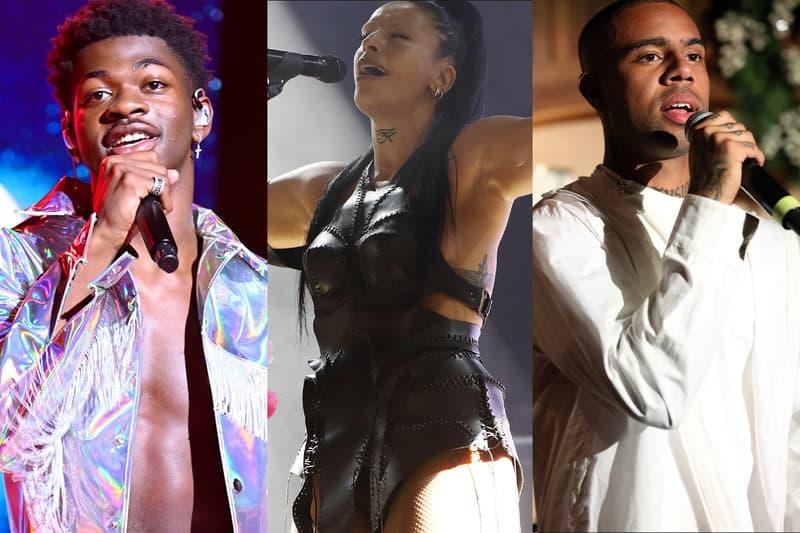 Best New Tracks Lil Nas X Sevdaliza Vic Mensa serpentwithfeet blxst yaw tog swavay shamir gareth t loony mick jenkins