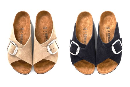 These Birkenstock Arosa Leather Buckle Sandals Released as United Arrows Exclusives