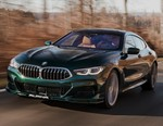 Alpina Gets Its Hands on BMW's 8 Series Gran Coupé and Gives It a 612 HP V8