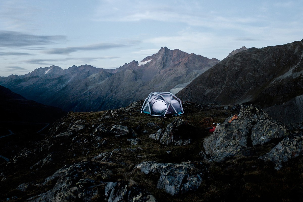 camping essentials covid 19 staycation boom europe summer 2021 snow peak dometic cooler andwander bang & olufsen helinox outsiders store nalgene light my fire GSI heimplanet