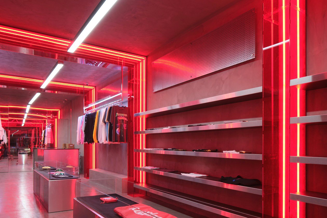DBO STUDIO Is the Creative Team Behind Kuwait's Concept Stores middle east streetwear fashion design interior design