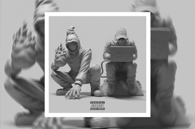 Denzel Curry Kenny Beats UNLOCKED 1 5 album Stream remix project joey badass alchemist Robert glasper