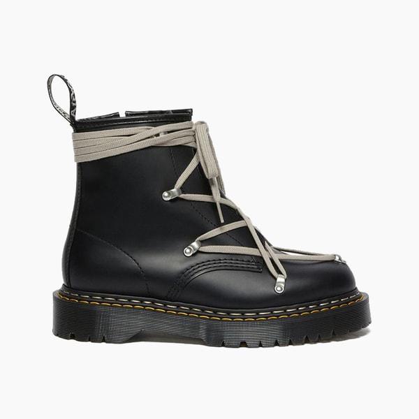Rick Owens x Dr. Martens 1460 Bex Platform Boot