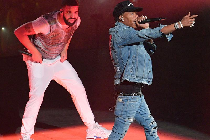 Drake Lil Baby Wants Needs Gold Eligible riaa plaque scary hours 2 certified lover boy