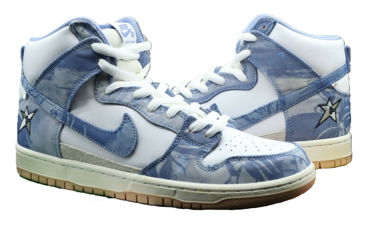 Authenticity Guarantee service Nike Dunk High SB Premium