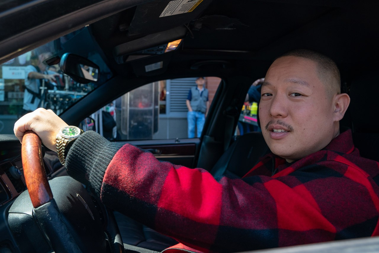 eddie huang boogie pop smoke taylor takahashi taylour paige focus features movie film interview alfred boogie chin fresh off the boat info