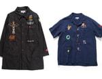 Otakara NYC Hand-Stitches Traditional Artwork onto Engineered Garments' Hardwearing Apparel
