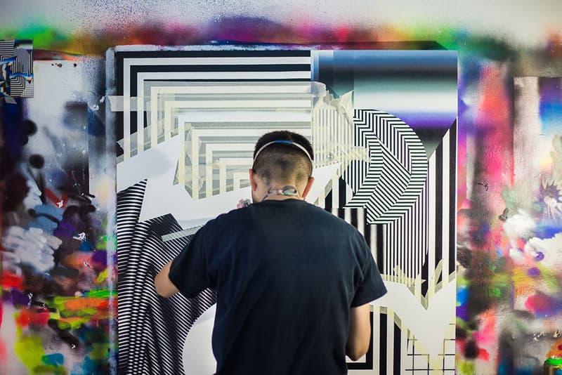felipe pantone graffiti collection nft nifty gateway