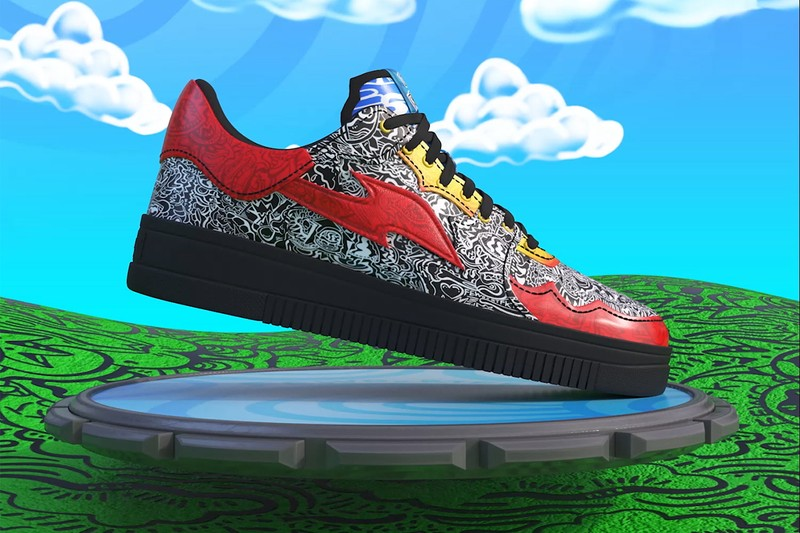A Sale of Virtual Sneakers Raised $3.1 Million USD in Seven Minutes