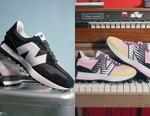 """Foot Locker and New Balance Kick Off """"NB Collective"""" Initiative With a Duo of 327s"""