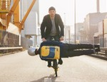 FREITAG and Brompton Combine for the Perfect Commuter Ride