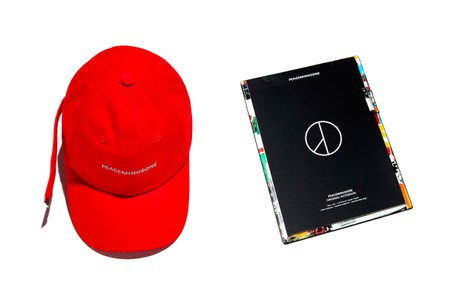 PEACEMINUSONE Introduces Stationery and New Cap Style