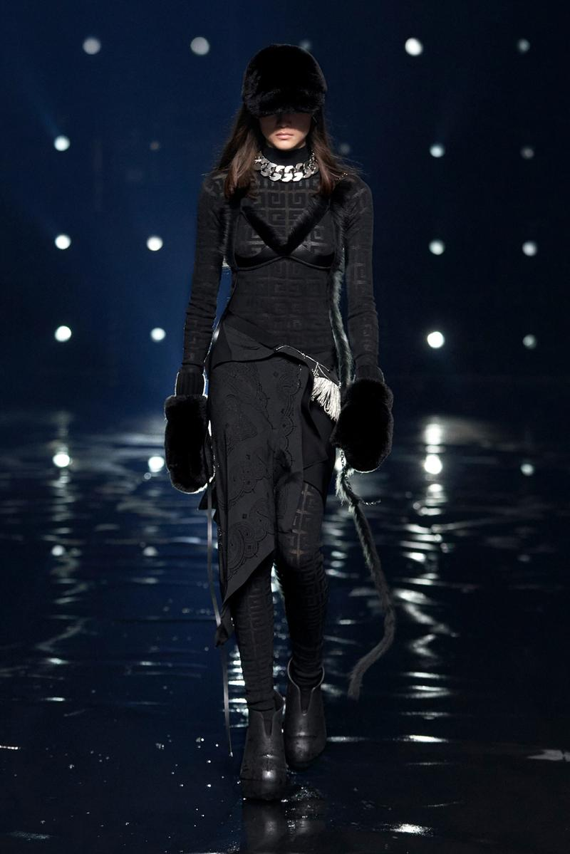 Givenchy Fall/Winter 20 Runway Show Collection   HYPEBEAST