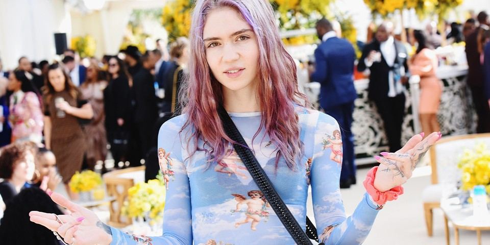 Grimes' Digital Art Series Sold for an Equivalent of $6 Million USD