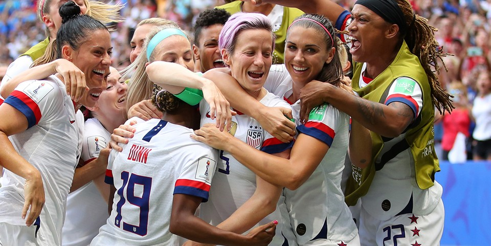HBO Max Documentary 'LFG' Follows the U.S. Women's National Soccer Team's Fight For Equality