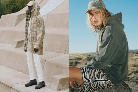 """John Elliott Uncovers """"Where the Concrete Meets the Earth"""" SS21 Collection"""