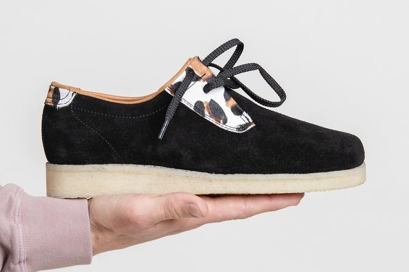 jsPOETS Teams with Padmore & Barnes for Luxurious P500 Sports Shoe