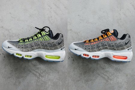 Kim Jones and Nike Officially Announce Air Max 95 Collection