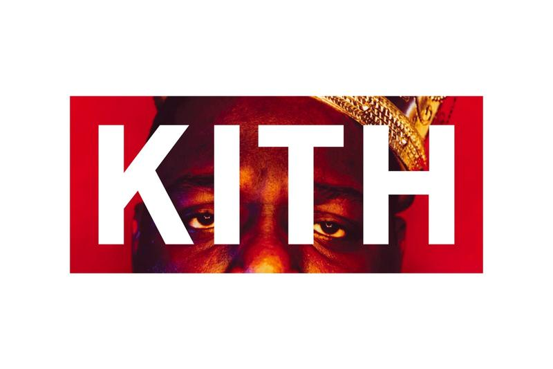 kith biggie smalls collection proceeds donation brooklyn schools