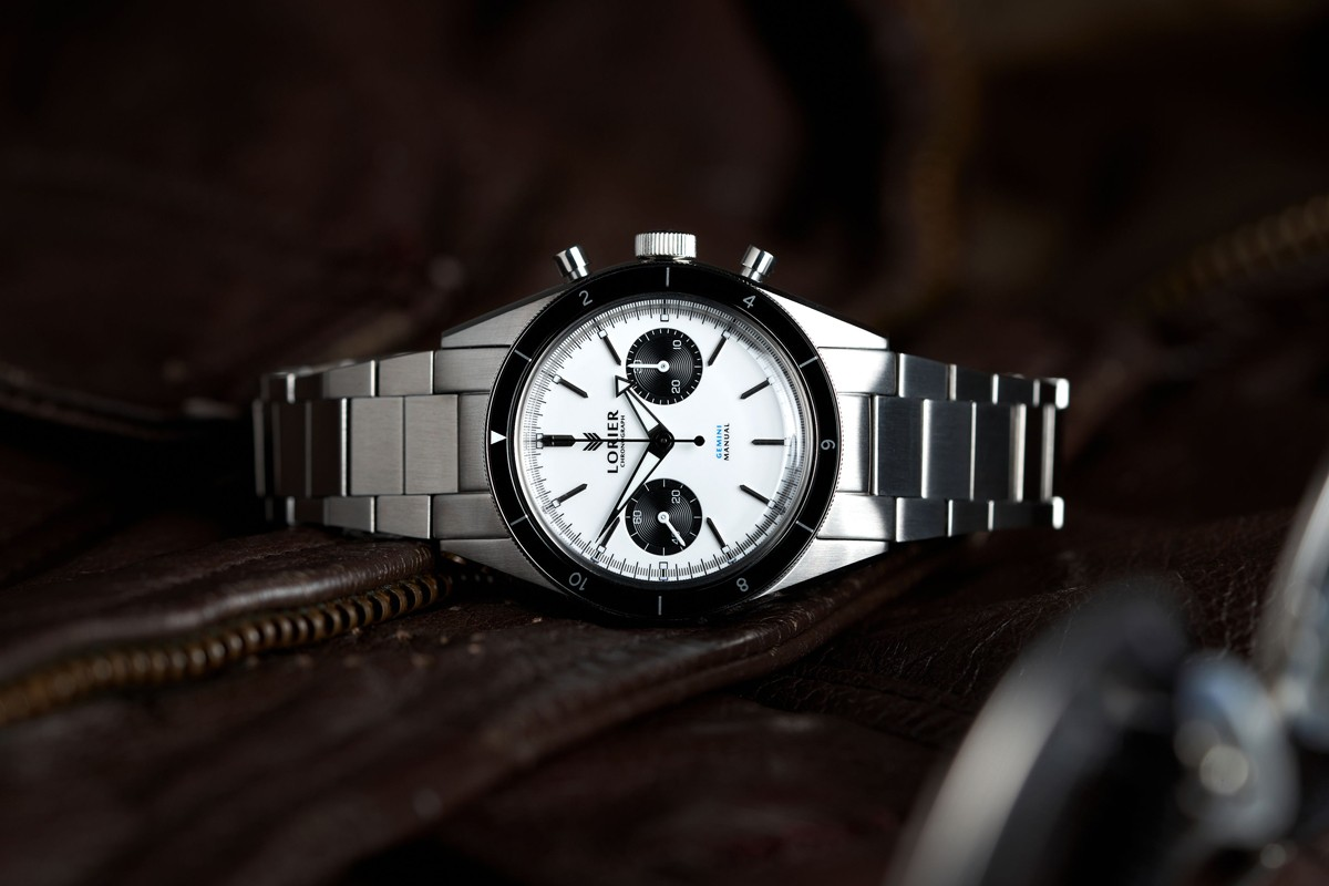 lorier vintage aesthetic inspired watches timepieces lauren lorenzo ortega new york american microbrand chronograph gmt diver sports