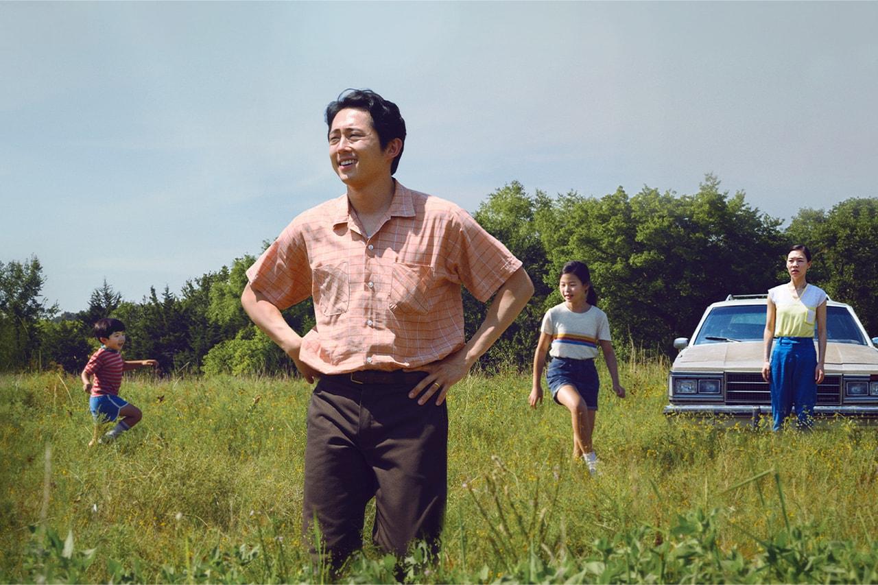minari director interview lee isaac chung golden globes best foreign language film