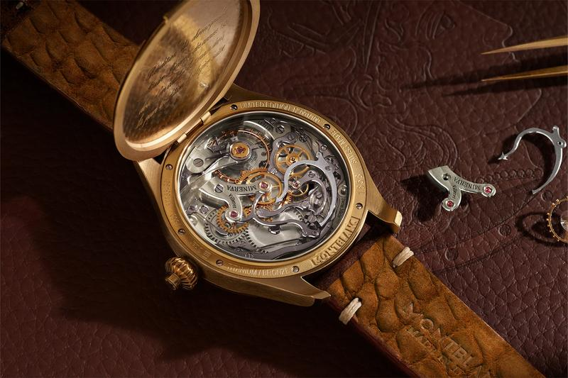 montblanc vintage minerva movement 1858 monopusher chronograph origins limited edition 100 pieces