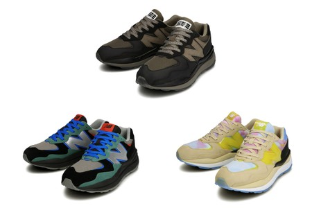 N. HOOLYWOOD, mita x WHIZ LIMITED and atmos Take on the New Balance 57/40