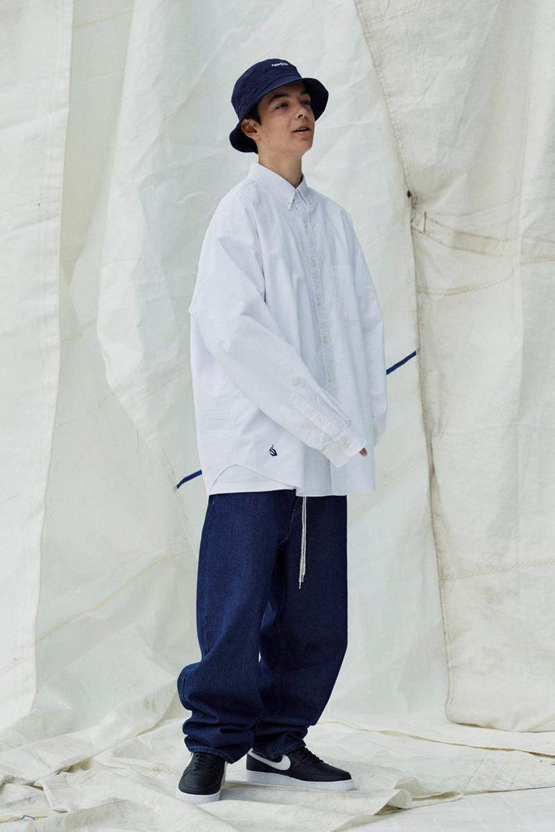Nautica Japan Spring/Summer 2021 Collection lookbook ss21 freaks store akio hasegawa stylist release date info buy
