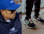 """New Balance Taps Public School's Dao-Yi Chow For """"WE NEED LEADERS"""" Footwear and Apparel Collaboration"""