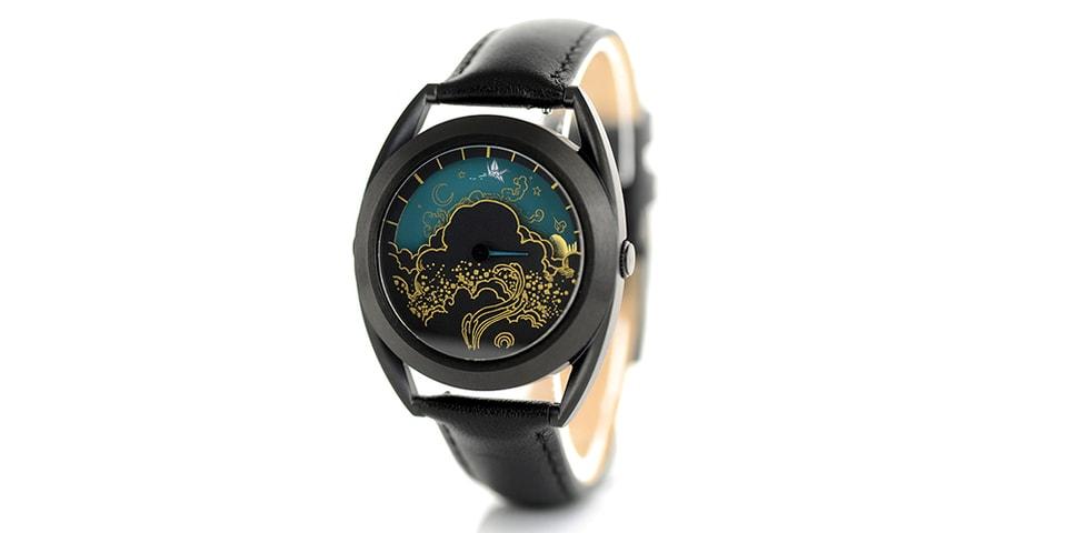 New Look Paper Crane Watch Joins Mr Jones Watches Collection