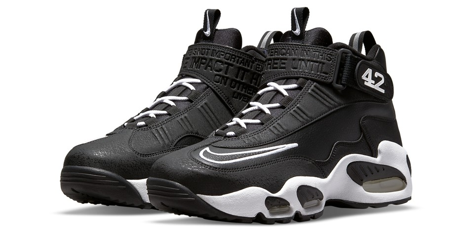 """Nike Air Griffey Max 1 """"Jackie Robinson"""" Release Info 