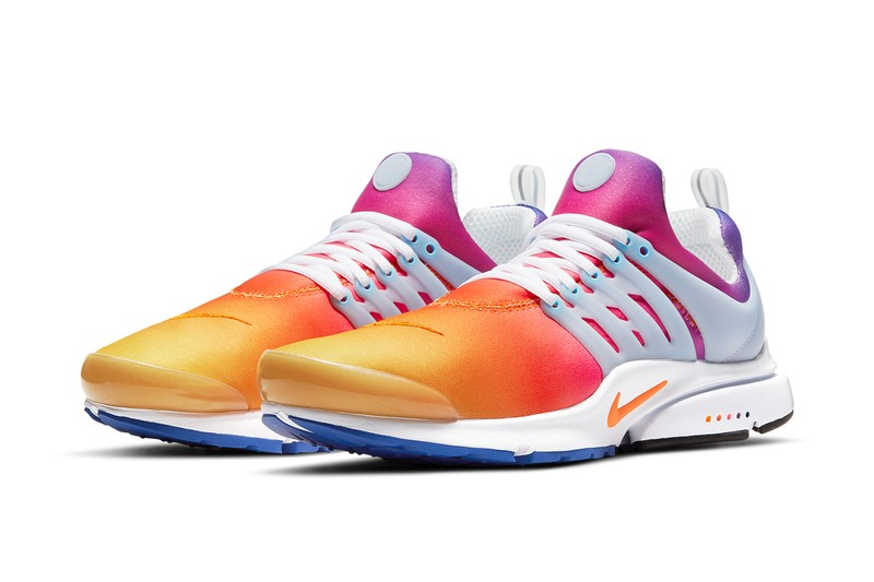 "Nike Air Presto ""Siren Red"" Features a Sunrise-to-Sunset Gradient"